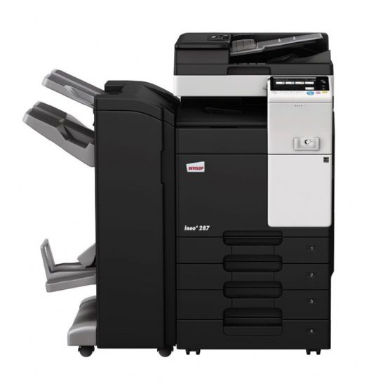 Develop ineo Photocopier Service